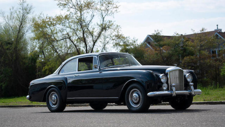 1961 Bentley S2 Continental Coupe