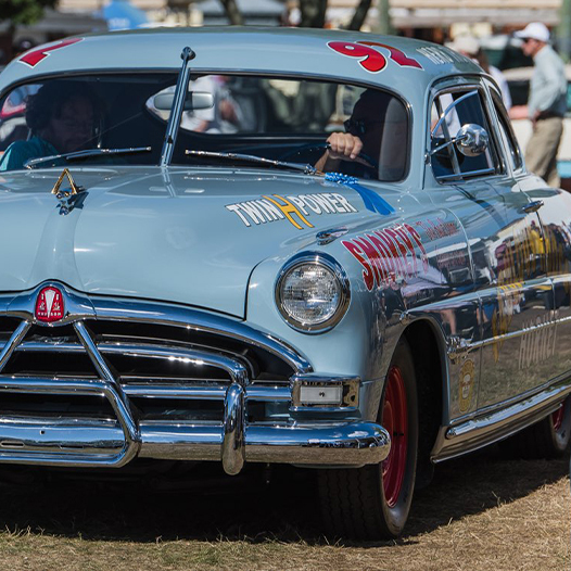 Greenwich Concours d'Elegance show applications